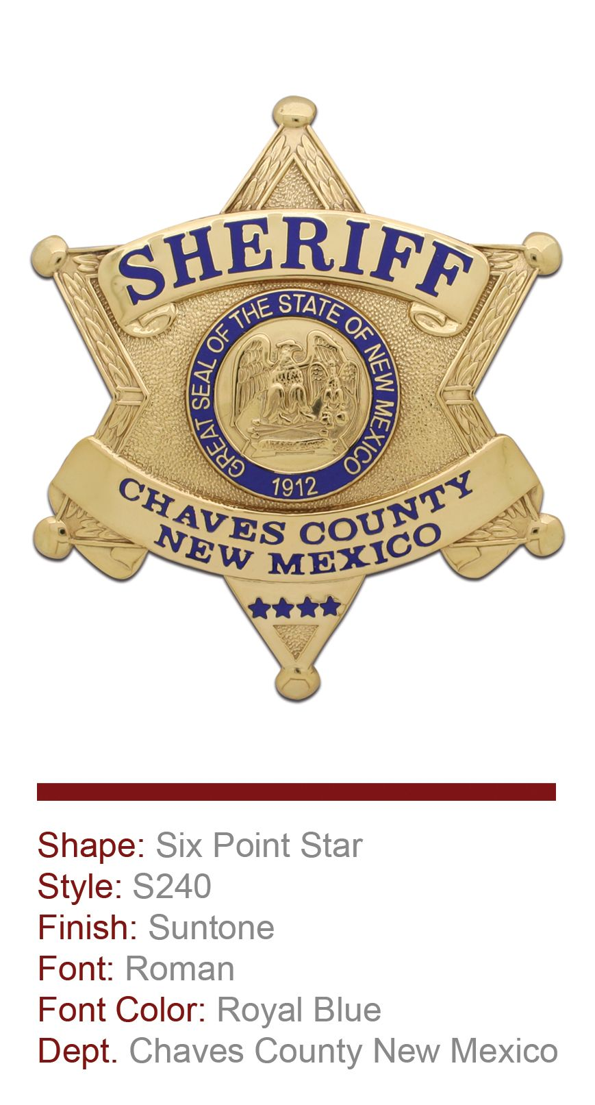 Chaves County New Mexico
