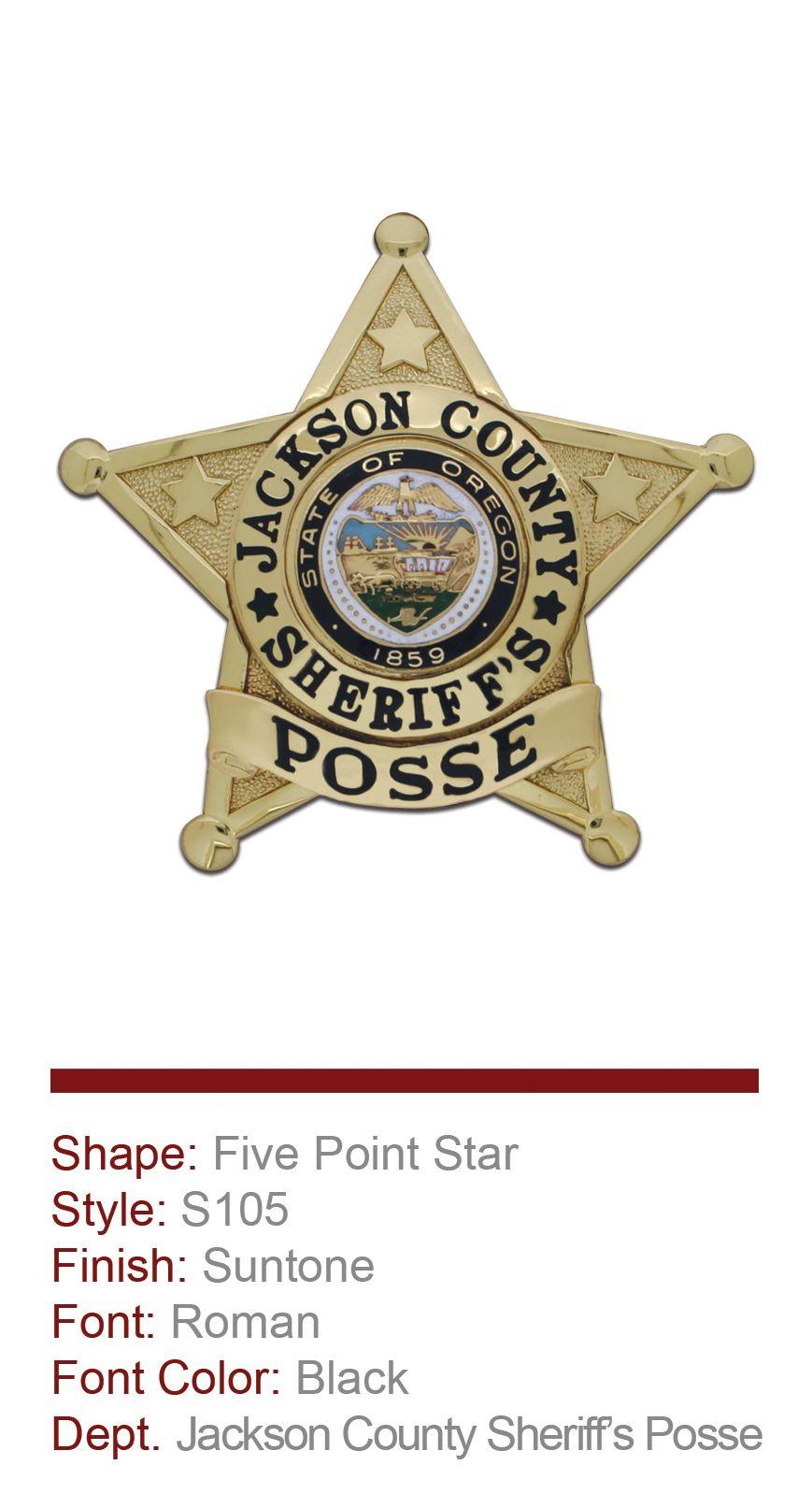 Jacksonville County Sheriff's Posse