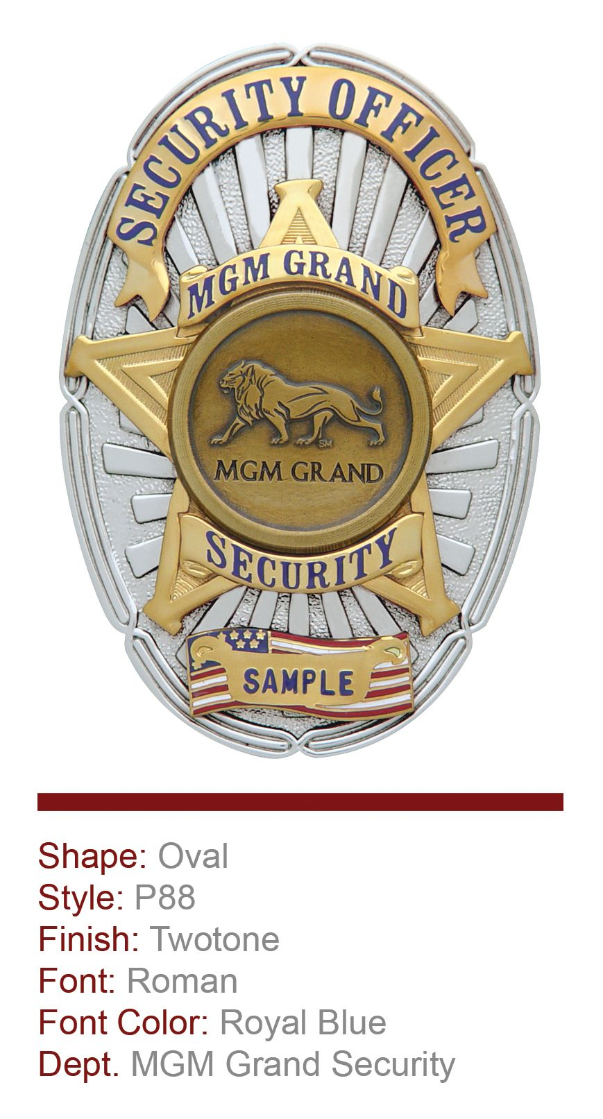 MGM Grand Security