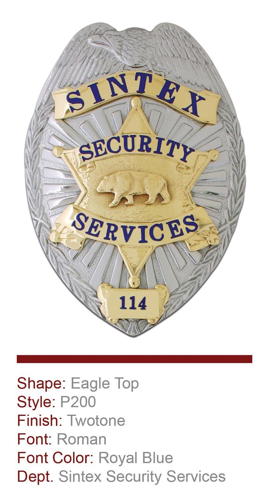 Sintex Security Services