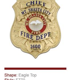 Mt. Shasta City Fire Department